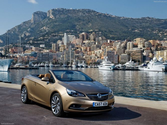 Vauxhall Cascada 2013 wallpaper