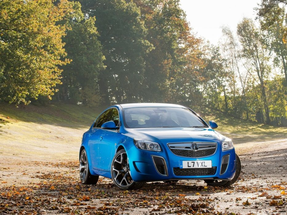 Vauxhall Insignia VXR SuperSport 2012 wallpaper