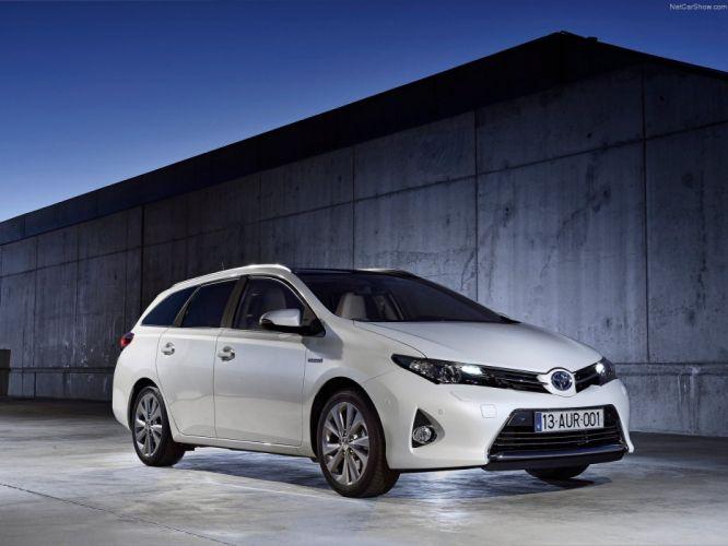 Toyota Auris Touring Sports 2013 wallpaper