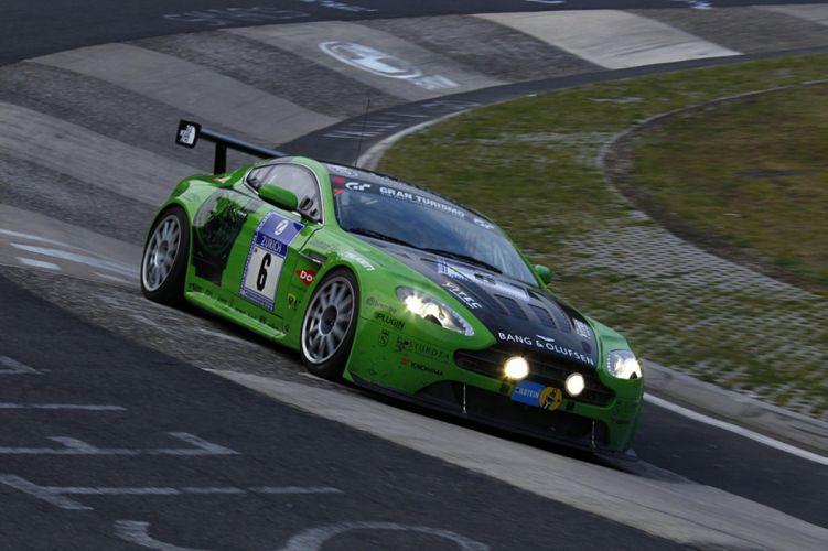 speed race gt aston martin racing car supercar nurbugring wallpaper