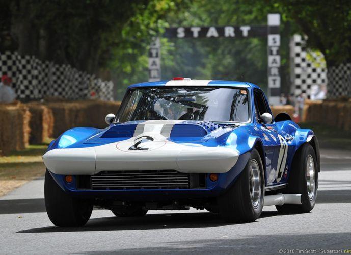 race gt racing car classic chevrolet corvette wallpaper