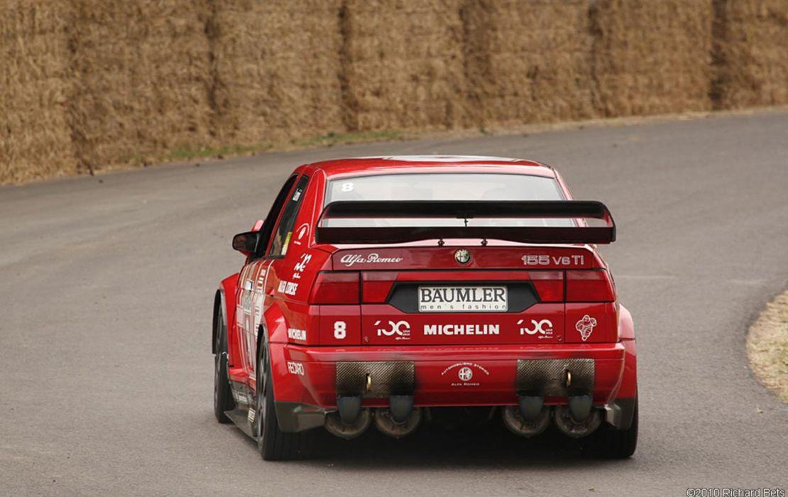 Dtm Car Classic Race Racing Gt Alfa Romeo Italy Red Wallpaper 2667x1683 340217 Wallpaperup