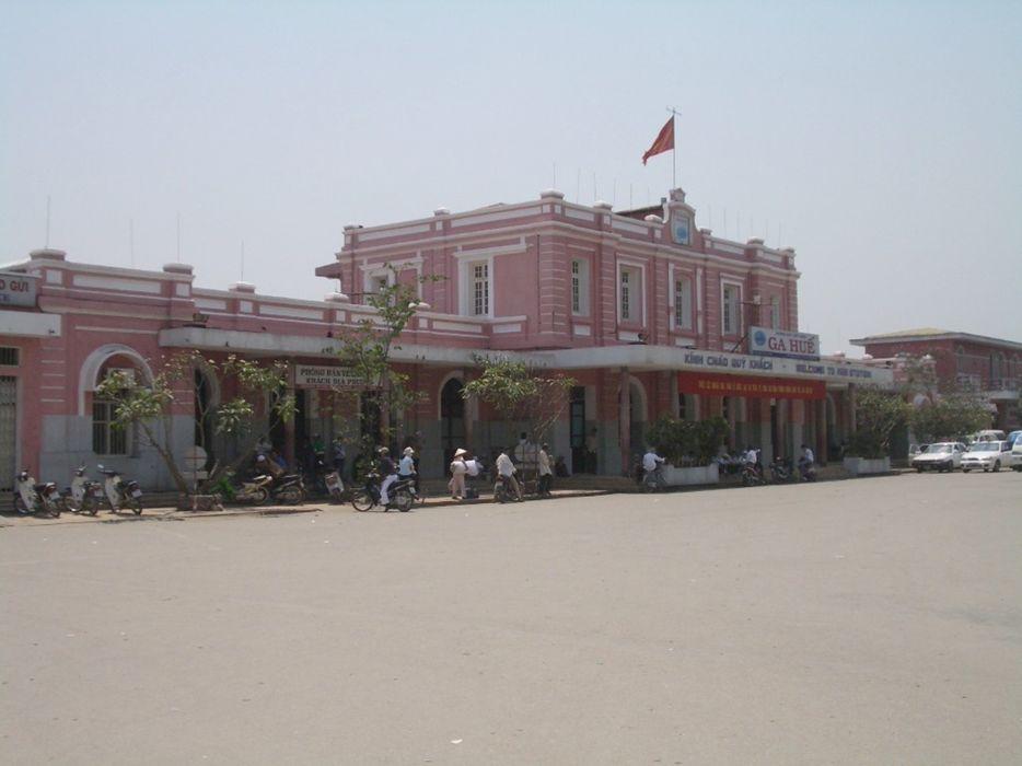 Giatu Vietnam asia building red city wallpaper