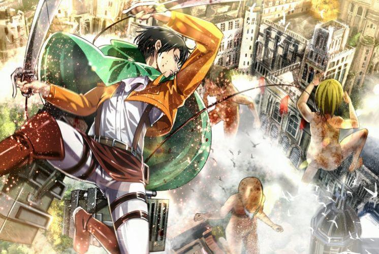 Anime shingeki no kyojin rivaille Guys f wallpaper