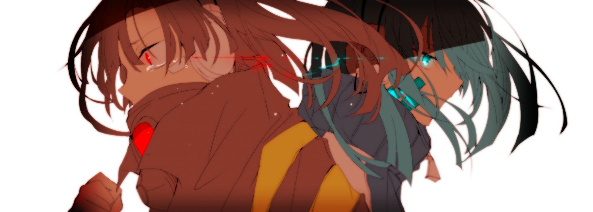 ene (kagerou project) enomoto takane kagerou project misoan tears wallpaper