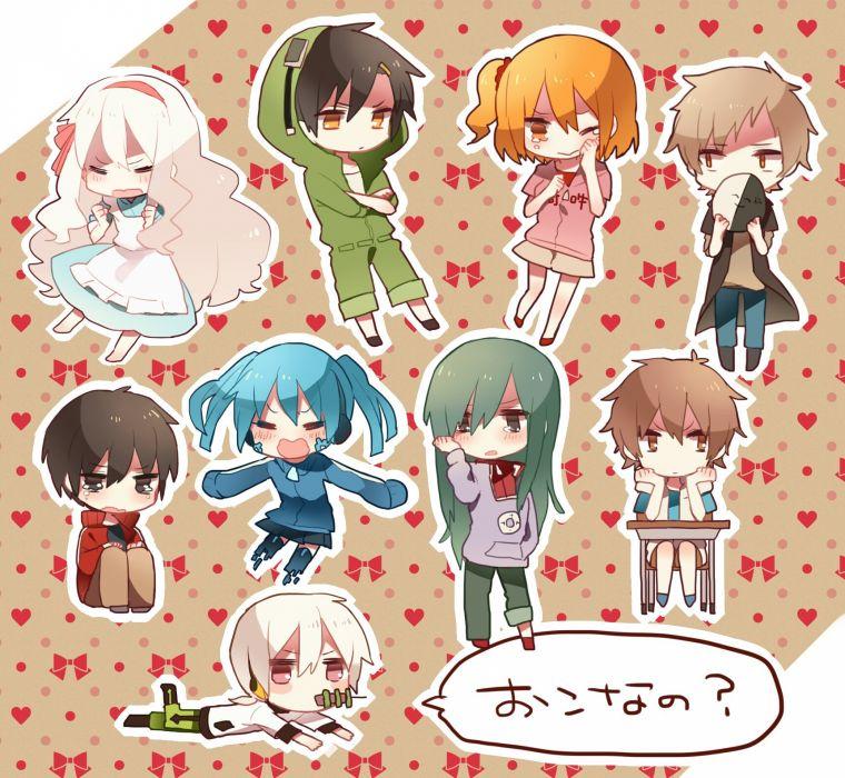 Kagerou Project   r wallpaper