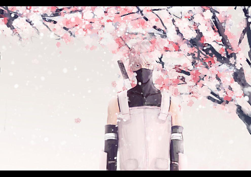 NARUTO Hatake Kakashi     e wallpaper