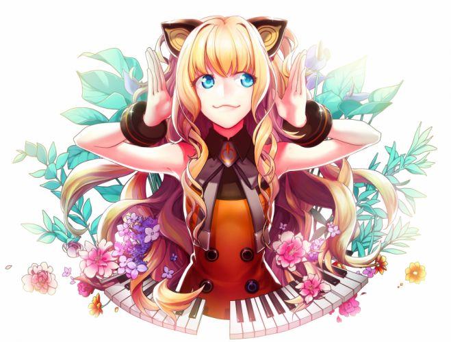 Vocaloid SeeU f wallpaper