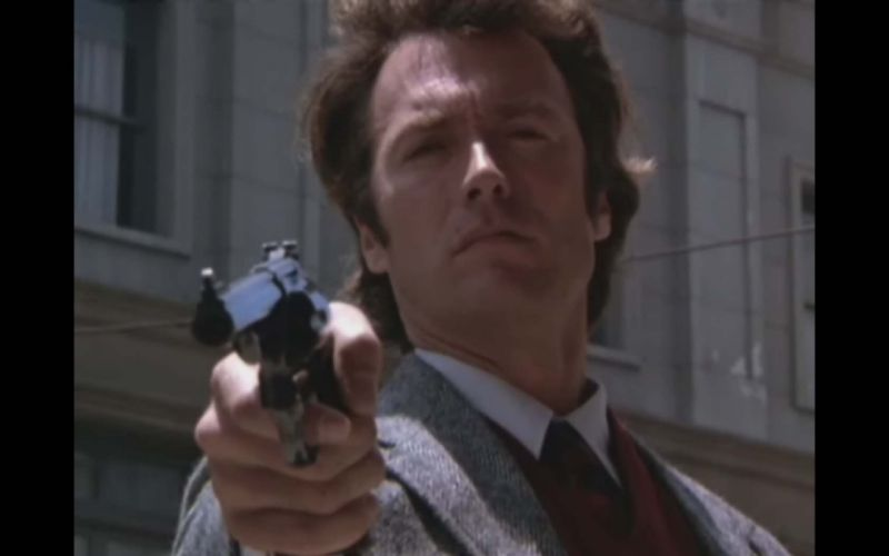 Clint Eastwood Dirty Harry wallpaper