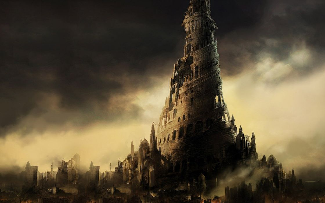 tower Prince of Persia Babylon Prince of Persia: The Two Thrones wallpaper