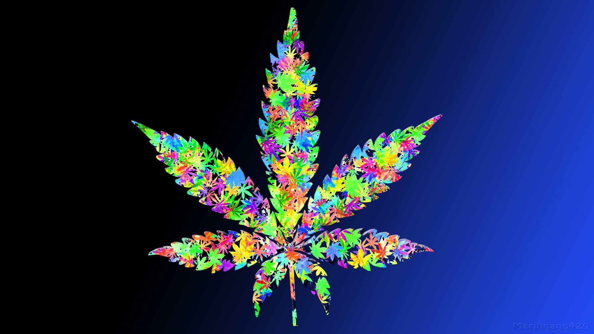 leaf drugs leaves marijuana weeds wallpaper 1920x1080