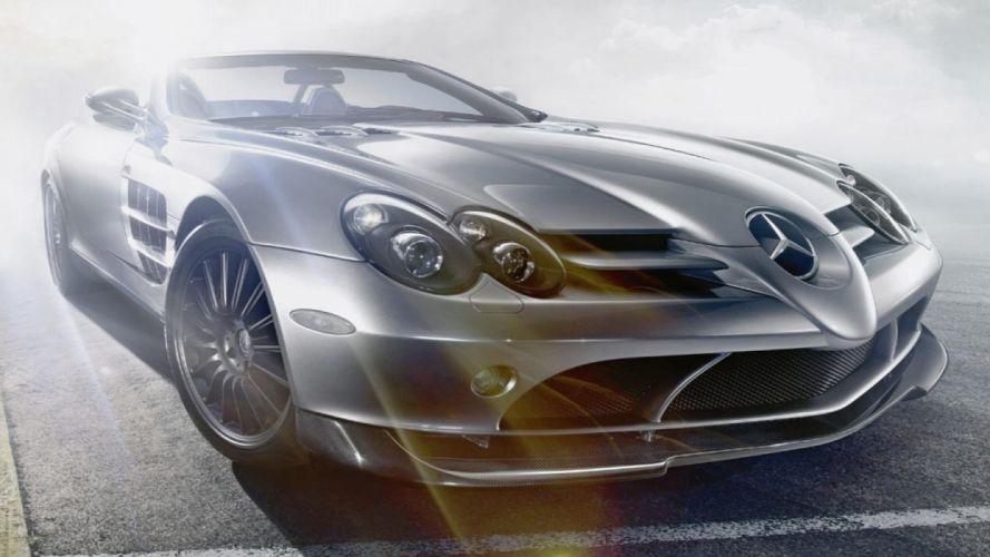 cars Mercedes-Benz automobiles Mercedes-Benz SLR McLaren wallpaper