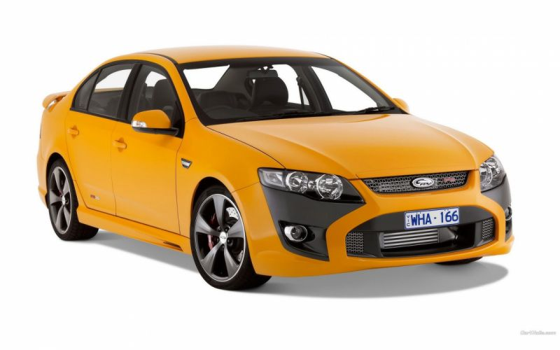 cars Ford FPV Ford Falcon Aussie Muscle Car Ford Australia FPV F6 F6 310 wallpaper