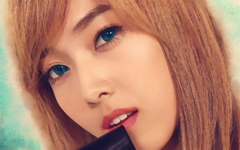 women Girls Generation SNSD celebrity Asians Korean Jessica Jung wallpaper