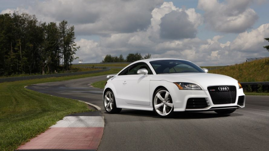 cars vehicles wheels Audi TT RS automobiles wallpaper