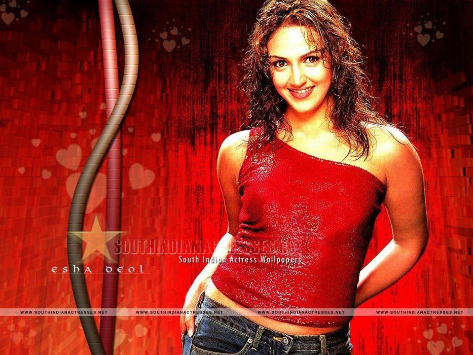 ESHA DEOL bollywood actress model babe (24) wallpaper