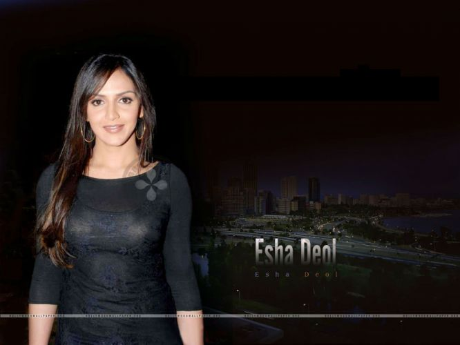 ESHA DEOL bollywood actress model babe (25) wallpaper