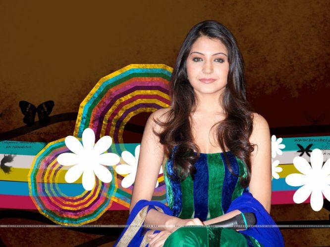 ANUSHKA SHARMA bollywood actress model babe (62) wallpaper