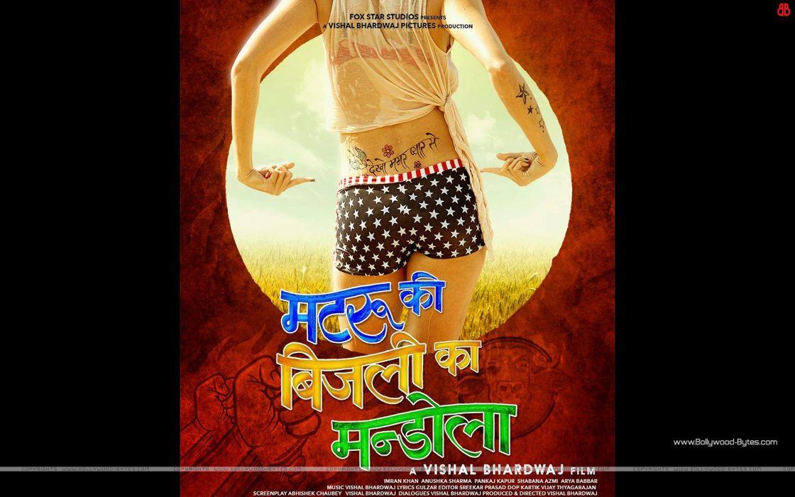 ANUSHKA SHARMA bollywood actress model babe (76) wallpaper
