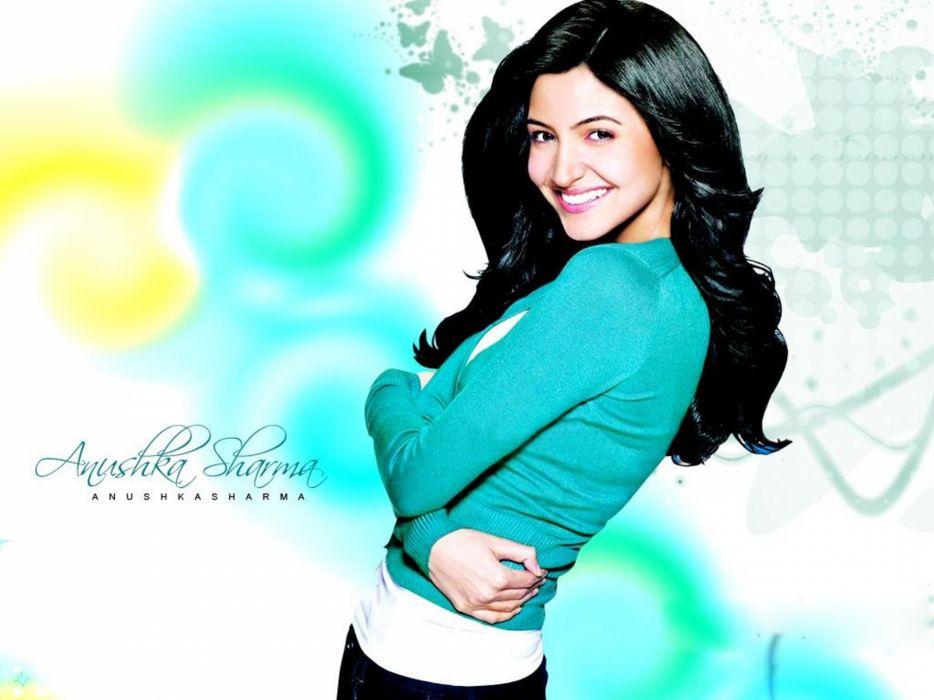 ANUSHKA SHARMA bollywood actress model babe (72) wallpaper