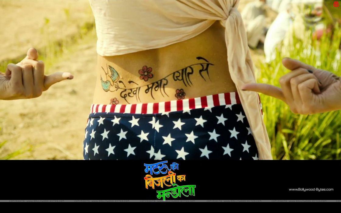 ANUSHKA SHARMA bollywood actress model babe (75) wallpaper