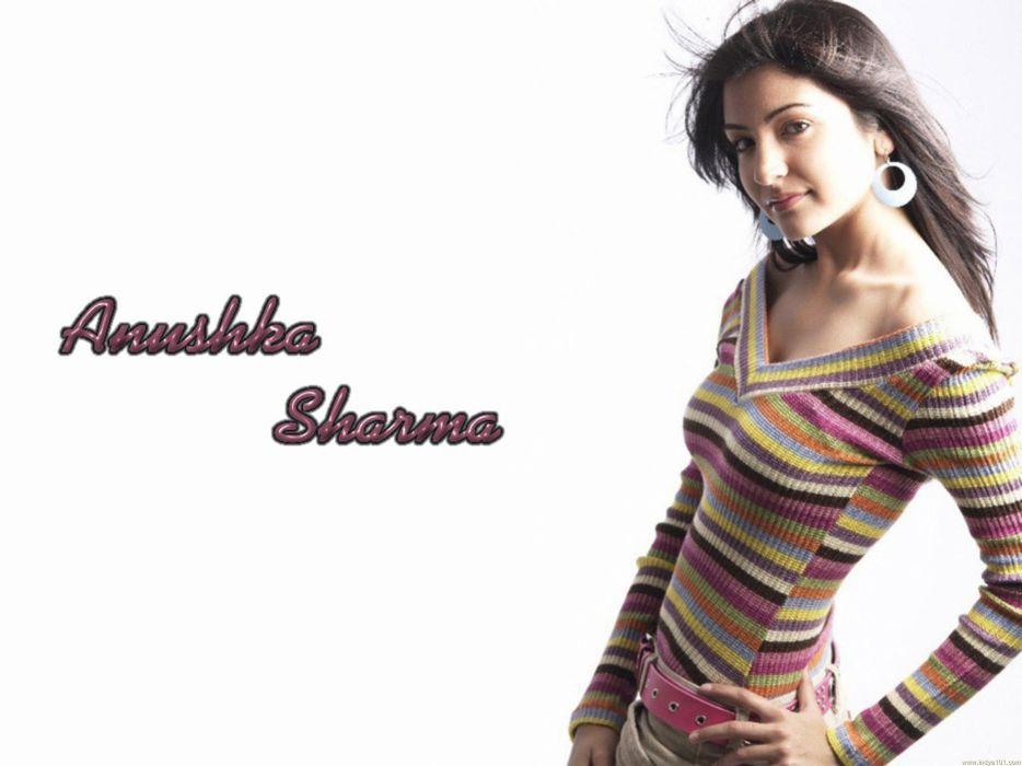 ANUSHKA SHARMA bollywood actress model babe (81) wallpaper