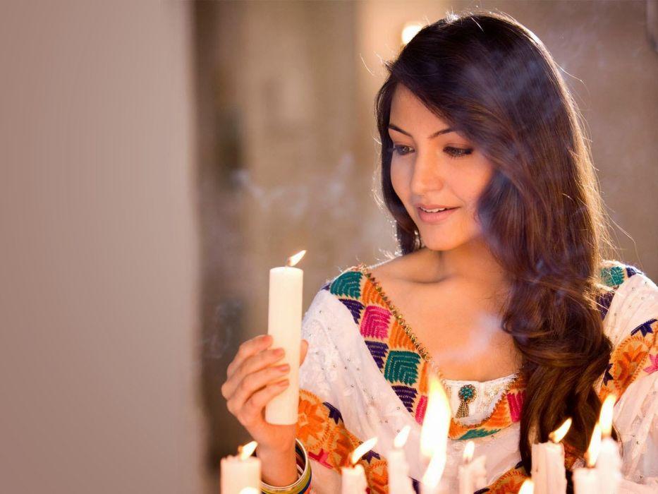 ANUSHKA SHARMA bollywood actress model babe (103) wallpaper