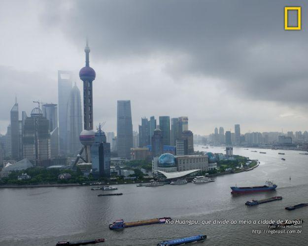 changhai river huangpu china national geographic wallpaper