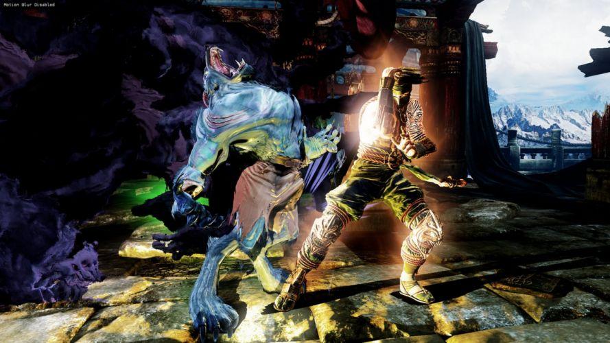 KILLER INSTINCT fighting fantasy game game (4) wallpaper