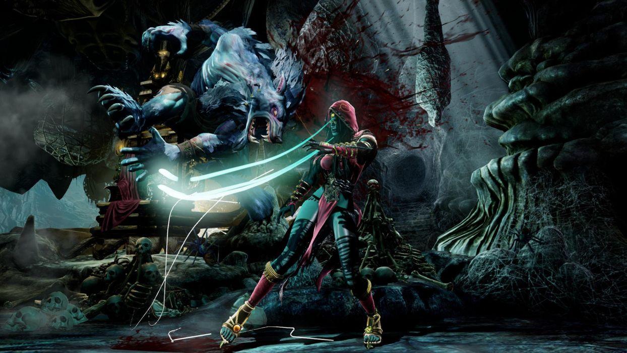 KILLER INSTINCT fighting fantasy game game (1) wallpaper