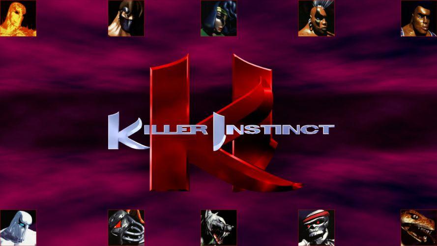 KILLER INSTINCT fighting fantasy game game (7) wallpaper
