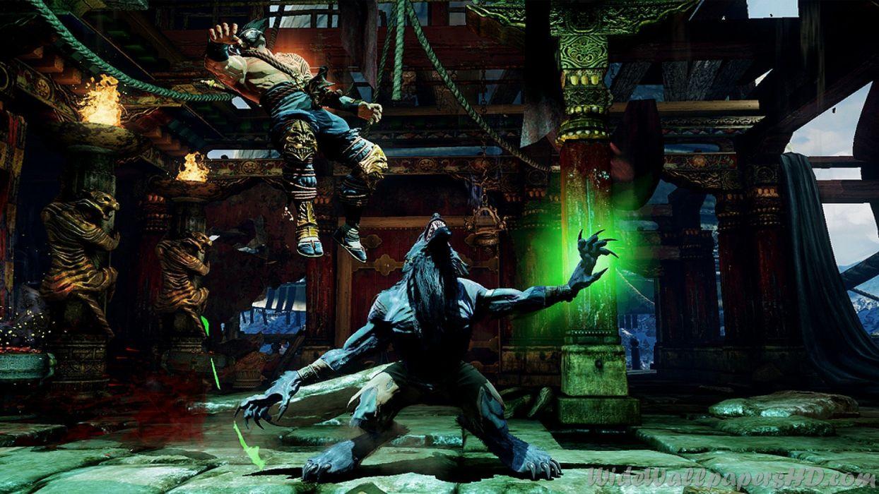 KILLER INSTINCT fighting fantasy game game (11) wallpaper