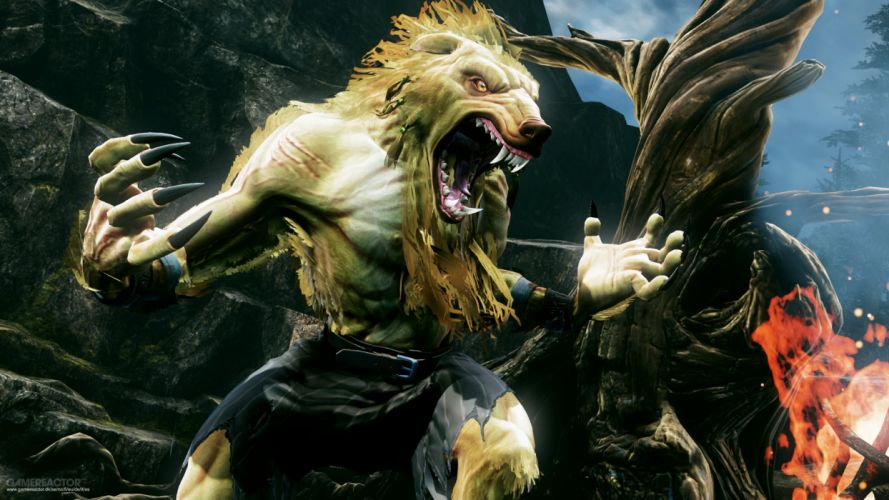 KILLER INSTINCT fighting fantasy game game (9) wallpaper