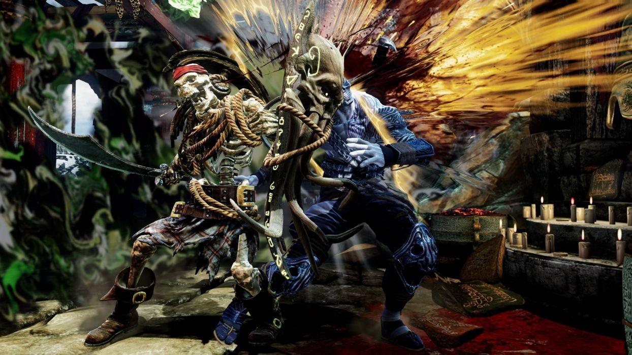 KILLER INSTINCT fighting fantasy game game (16) wallpaper