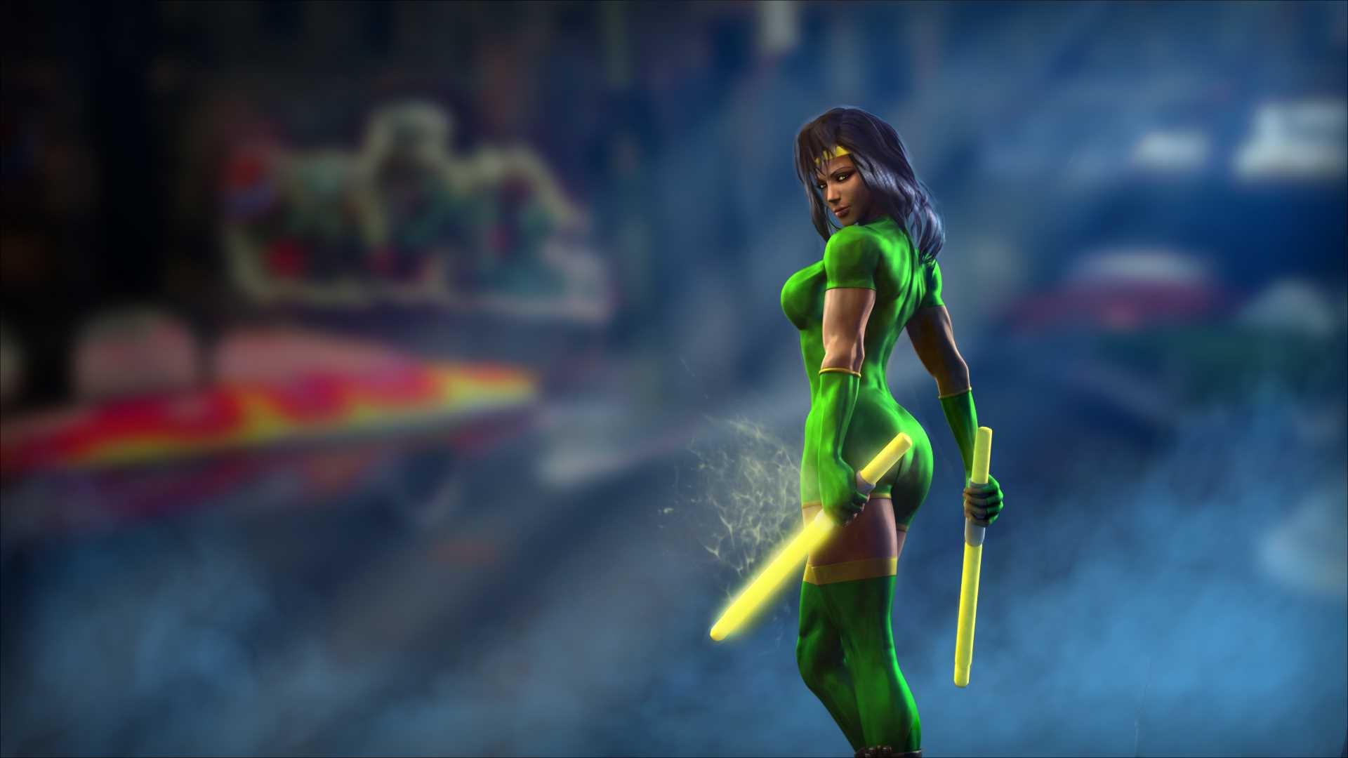 Killer Instinct Fighting Fantasy Game Game 15 Wallpaper