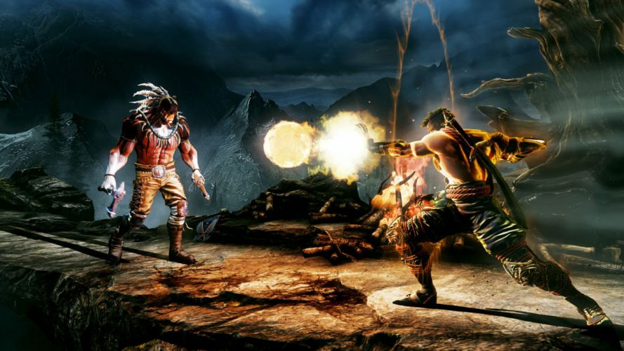 KILLER INSTINCT fighting fantasy game game (20) wallpaper