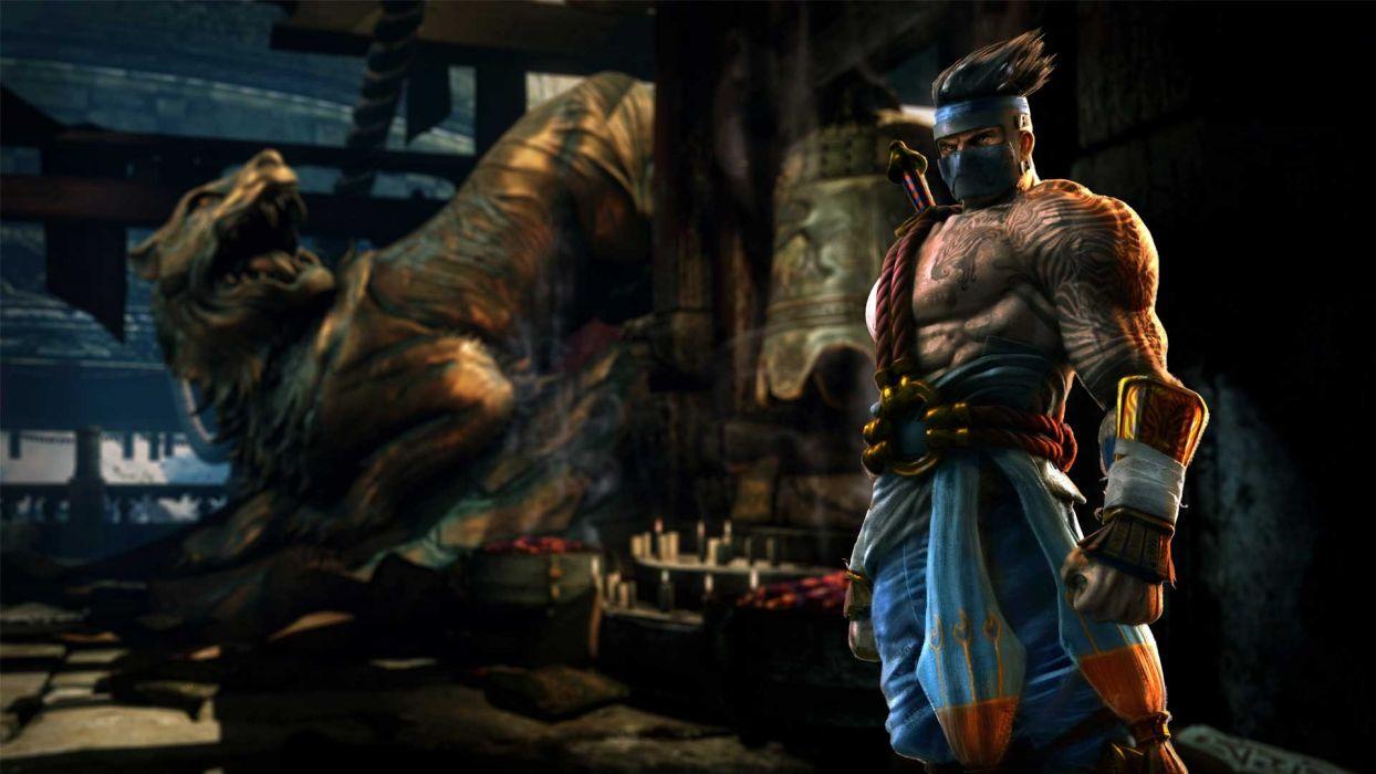 KILLER INSTINCT fighting fantasy game game (30) wallpaper