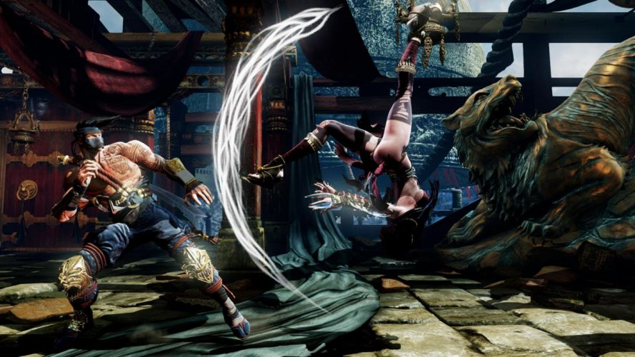 KILLER INSTINCT fighting fantasy game game (16) wallpaper