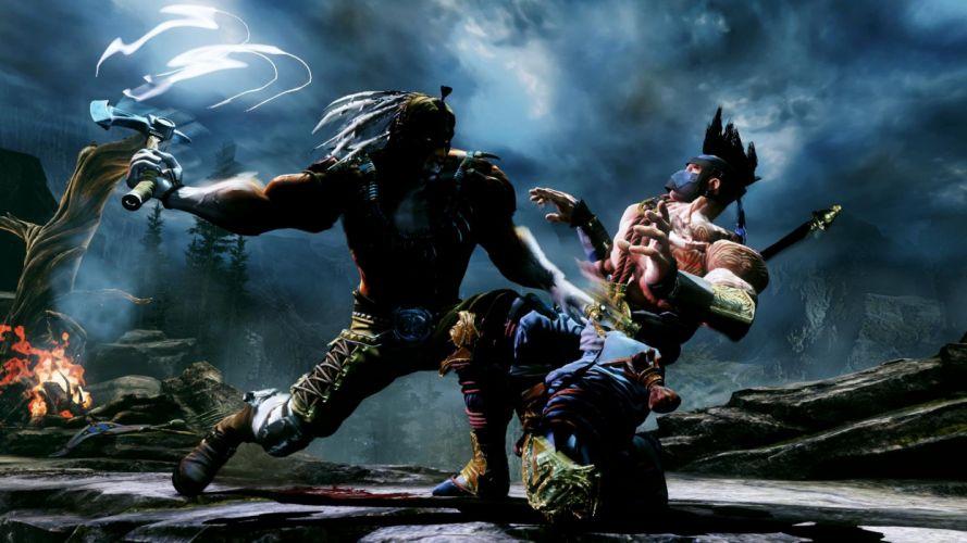 KILLER INSTINCT fighting fantasy game game (10) wallpaper