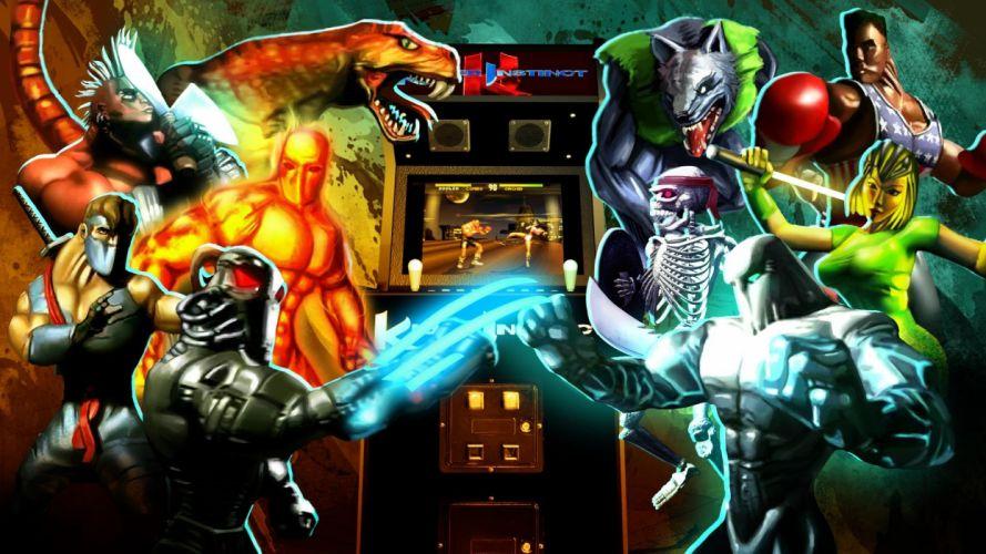 KILLER INSTINCT fighting fantasy game game (26) wallpaper