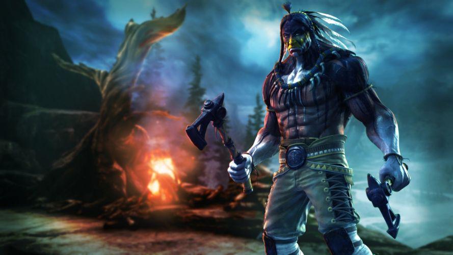 KILLER INSTINCT fighting fantasy game game (69) wallpaper