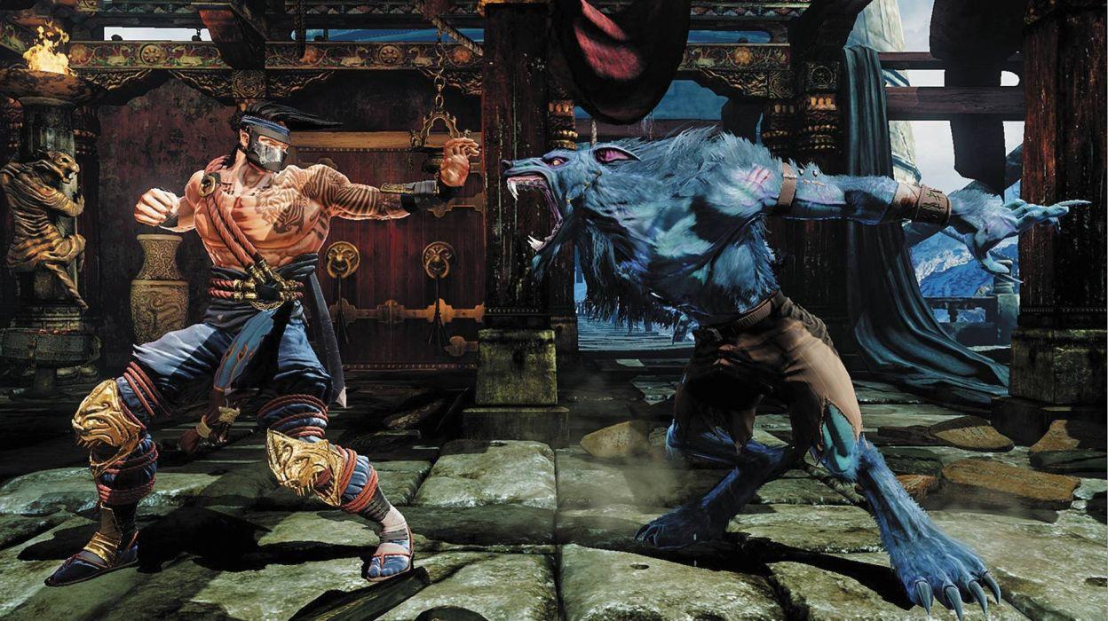 KILLER INSTINCT fighting fantasy game game (81) wallpaper