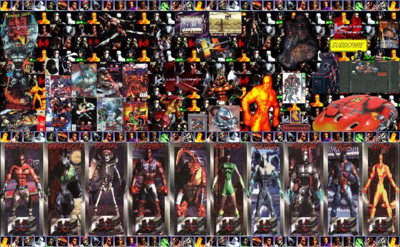 KILLER INSTINCT fighting fantasy game game (97) wallpaper