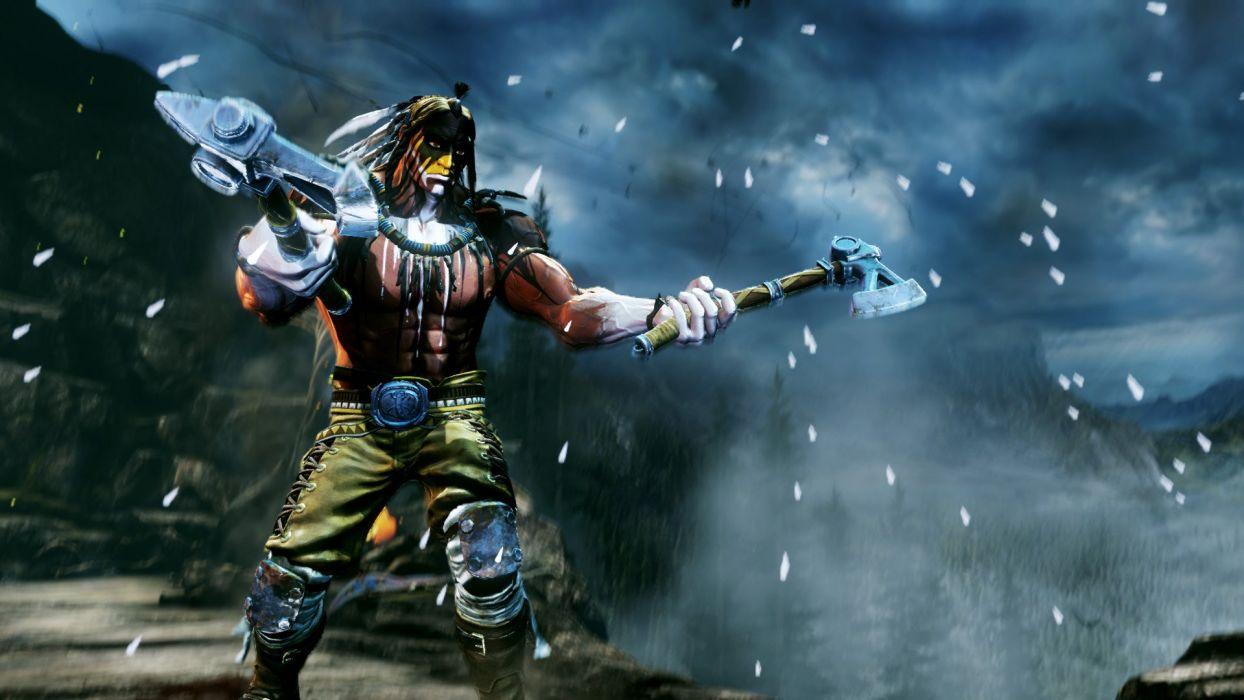 KILLER INSTINCT fighting fantasy game game (100) wallpaper