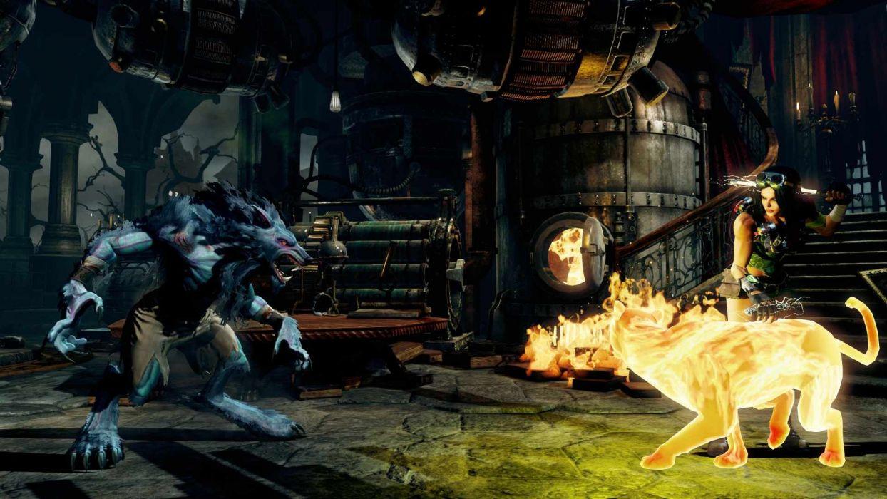 KILLER INSTINCT fighting fantasy game game (113) wallpaper
