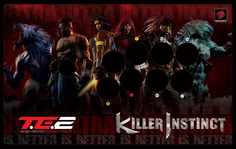 KILLER INSTINCT fighting fantasy game game (114) wallpaper