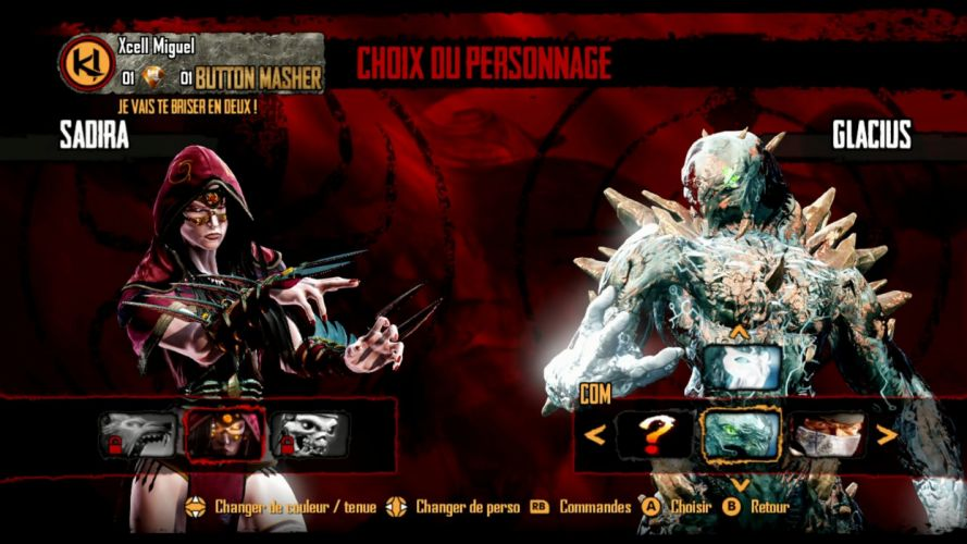 KILLER INSTINCT fighting fantasy game game (117) wallpaper