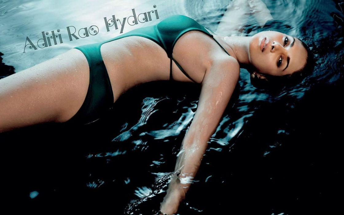 ADITI RAO HYDARI bollywood actress model babe (4) wallpaper