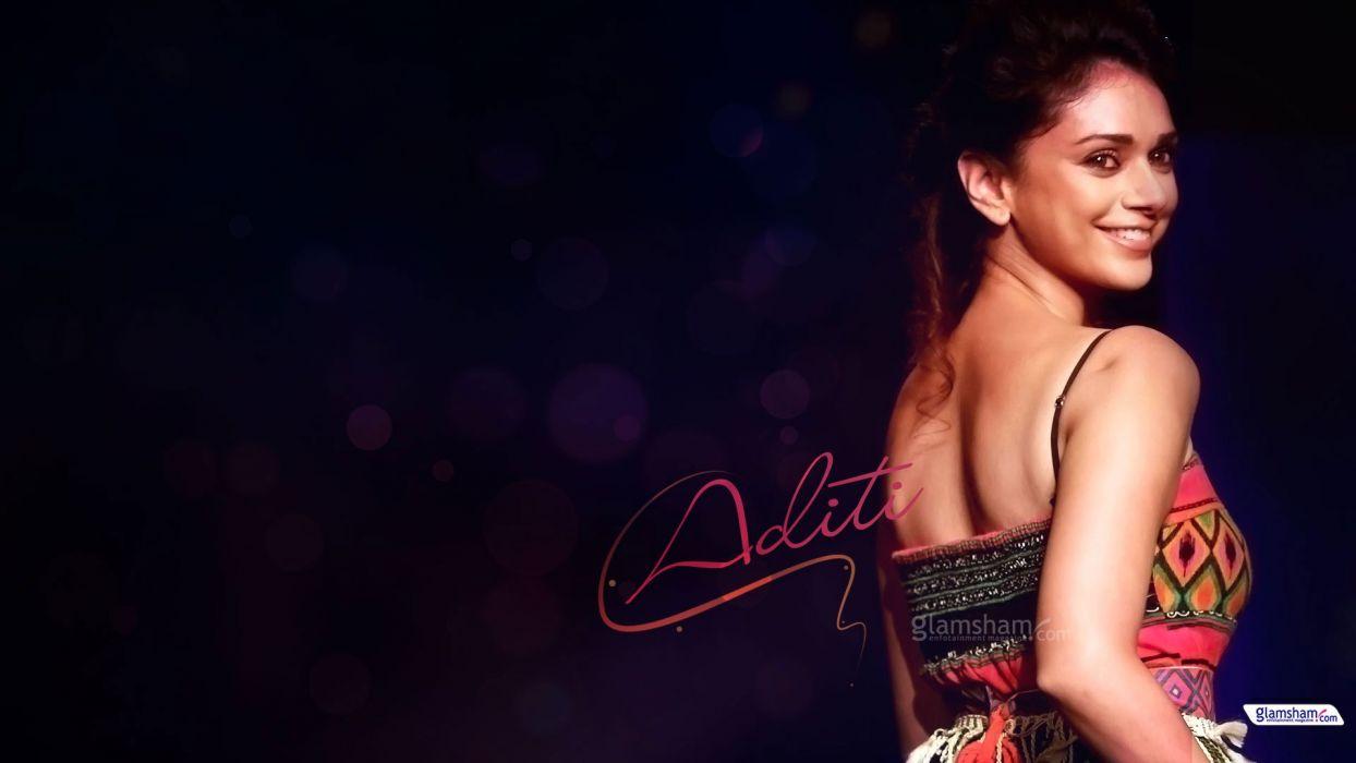 ADITI RAO HYDARI bollywood actress model babe (21) wallpaper