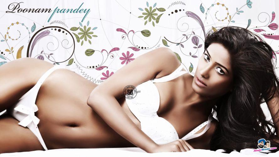 POONAM PANDEY bollywood actress model babe (18) wallpaper
